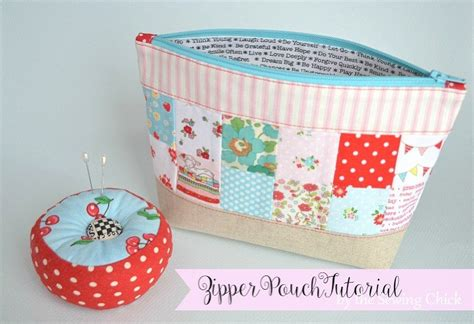 easy zippered pouch pattern 12 easy zipper pouch tutorials 187 loganberry handmade