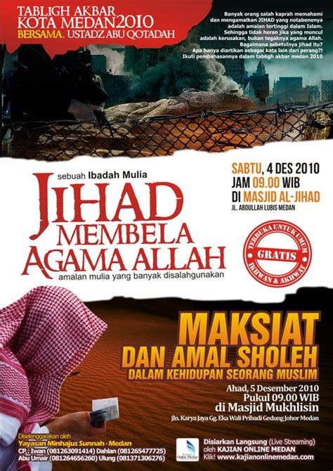 download mp3 ceramah jihad tabligh akbar kota medan jihad membela agama allah