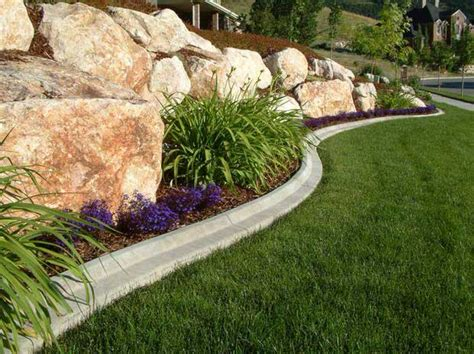 Garden Edges Ideas Beautiful Classic Lawn Edging Ideas The Garden Glove