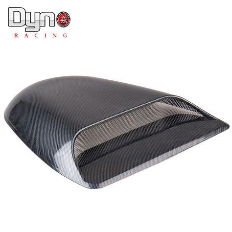 Air Scoop Air Flow Universal dyno universal carbon car decorative air flow intake