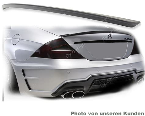Cls Lackieren Preis by Mercedes Cls 350 500 Amg Tuning C219 Spoiler Heckspoiler