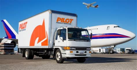 pilot freight services posts record setting 2016 revenue fleet news daily
