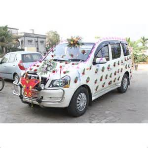 Car Decoration Lights Price India Wedding Car Service In Durgapur Burdwan West Bengal India