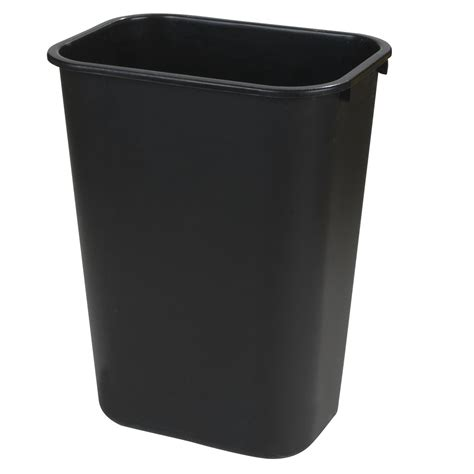 small wastebasket 34291303 small rectangle office wastebasket trash can 13