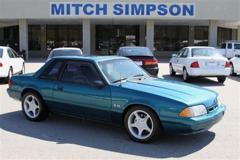 1993 fox mustang for sale ford mustang fox cars for sale claz org