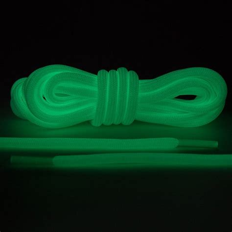Glow Sorry glow in the rope laces