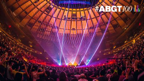 Above And Beyond Square Garden abgt100 above beyond quot hello quot live from square