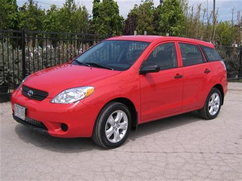 all car manuals free 2003 toyota matrix parking system used vehicle review toyota matrix 2003 2008 autos ca