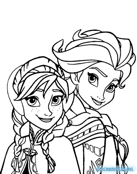disney frozen printable coloring pages disney coloring book