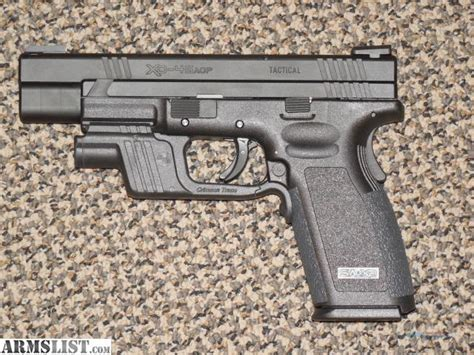 springfield xd tactical light armslist for sale springfield armory xd 45 tactical