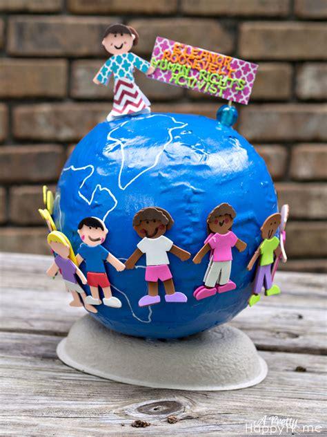 paper mache school projects  kids earth unity