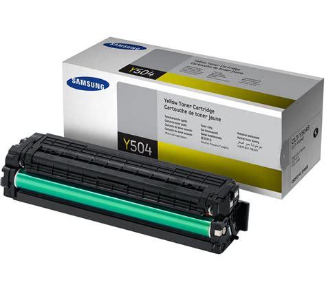 Toner Komputer samsung y504s yellow toner cartridge deals pc world