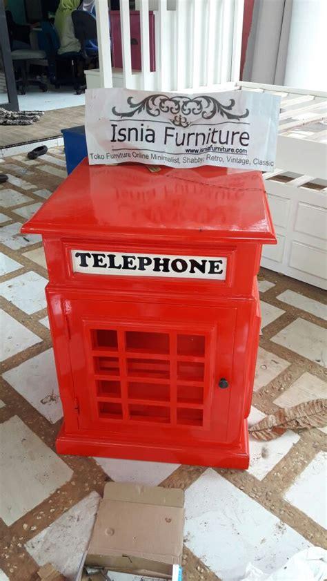 Lemari Telephone Inggris lemari telephone inggris murah lemari hias