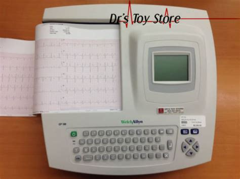 Sale Cp 7555a 100 welch allyn cp 100 ekg for sale at dr s store