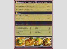 Online Menu of Sala Thai BK Restaurant, Lake Orion ... Leo's Coney Island Menu