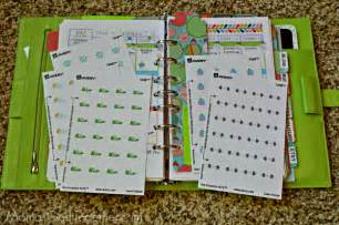 build your own planner how to make your own planner stickers tutorial planning inspired