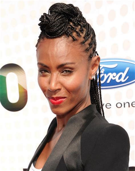 cornrow hairstyles jada pinkett smith protective hair care fake dreads marley twists cornrows