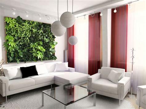 Living Room Wall Garden Green Living Walls For Modern Homes