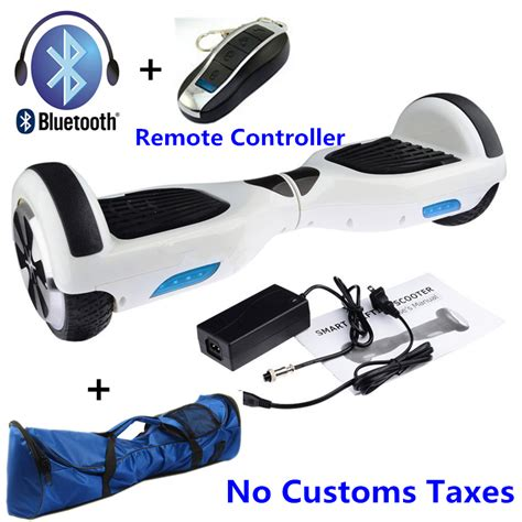 Smart Balance Wheel 8 Bergaransi Free Bag 1 stable quality bluetooth with remote controller and bag 2