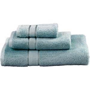 sensation 3 towel set bath walmart