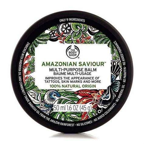 tattoo cream substitute amazonian saviour multi purpose balm