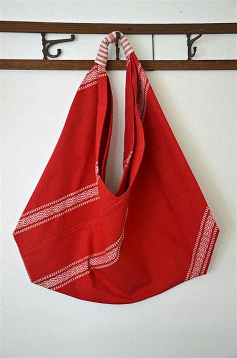 Origami Bags - origami market bag pattern bags