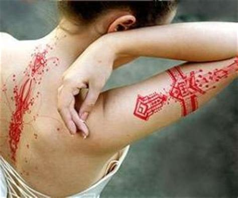 health risks of tattoos temporary tattoos can health risks tribune