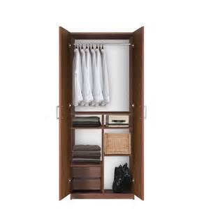 wardrobe closet hanging plus organized wardrobe