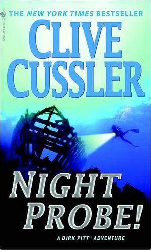 night probe dirk pitt adventure series book 6 libro de texto para leer en linea booktopia night probe dirk pitt series book 6 by clive cussler 9780553277401 buy this