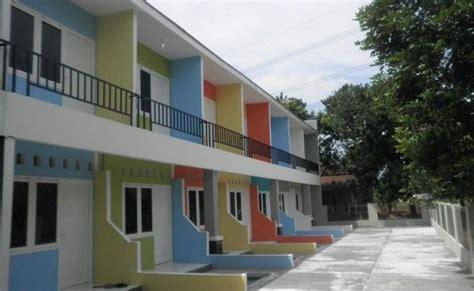 Rumah Kos Kosan 4 Pintu gambar rumah kontrakan 2 lantai rumah minimalis