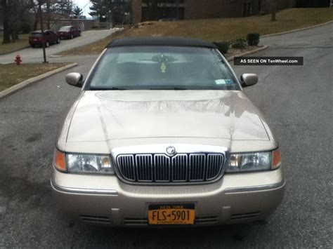 car manuals free online 1998 mercury grand marquis parental controls service manual automotive service manuals 1998 mercury grand marquis engine control service