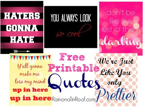 printable witty quotes funny printable quotes quotesgram