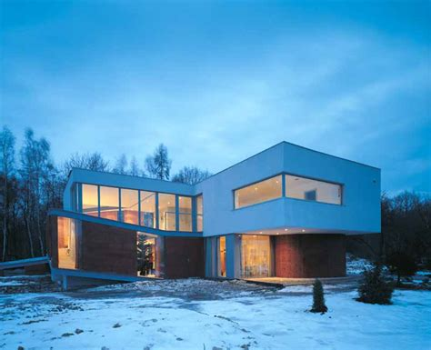 house of polish polish house modern architecture poland broken house e architect