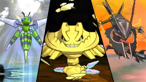 all new shiny primal and mega evolutions in omega ruby and