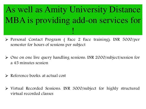 Mba Hr Subjects In Amity by Amity Distance Learning Mba In Hrm Human Resource