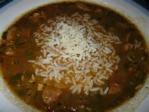 the savory notebook cajun seafood gumbo with andouille