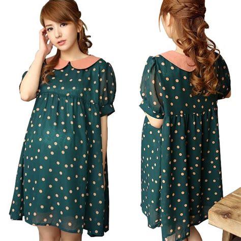 Dress Branded Style Co Ld 90cm Soft Polka Midi Dress Spandek Branded popular green maternity buy cheap green maternity lots from china green maternity suppliers on