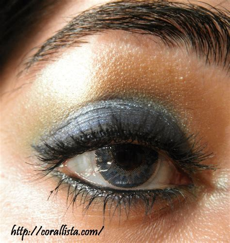 tutorial eyeshadow mac step wise eye makeup tutorial corallista