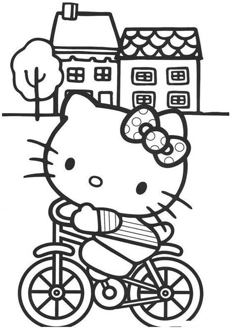 "BUKU MEWARNA: ""HELLO KITTY"" – BAHAN SEKOLAH MINGGU"