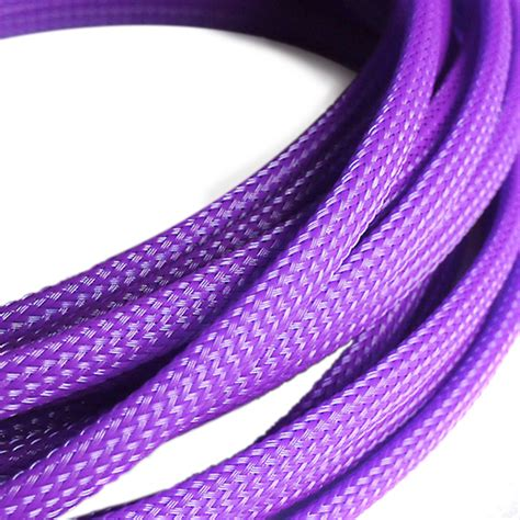 6mm Braided Rope - 6mm snakeskin net braided protection rope for brushless