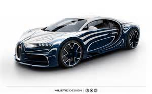Dubai Bugatti Rendering Bugatti Chiron Dubai Car