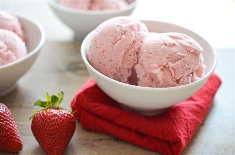 strawberry ice cream recipe dishmaps