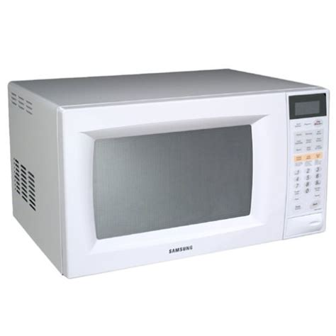 Best Countertop Microwave Brand by Samsung Mw1150wa 1 1 Cubic Foot 1100 Watt