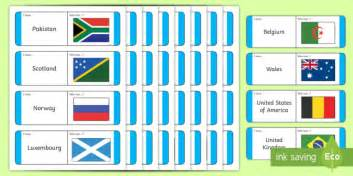 flags of the world twinkl olympic flags of the world loop cards flags of the world
