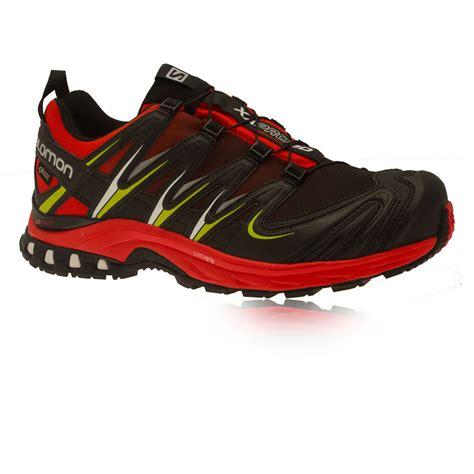 salomon shoes salomon xa pro 3d tex trail running shoes aw16 50