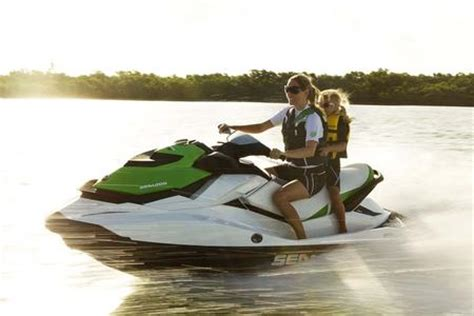 do sea doo boats have reverse 2013 sea doo gts 130 review personalwatercraft