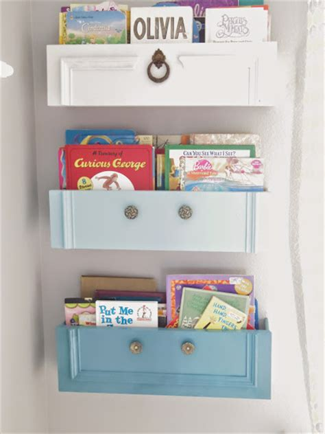 Dresser Drawer Wall Shelves by Hometalk How To Upcycled Dresser Drawers Into Shelves