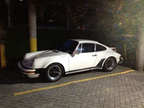 Porsche 930 For Sale Canada by Sell Used 1978 Porsche 930 Turbo In Vancouver