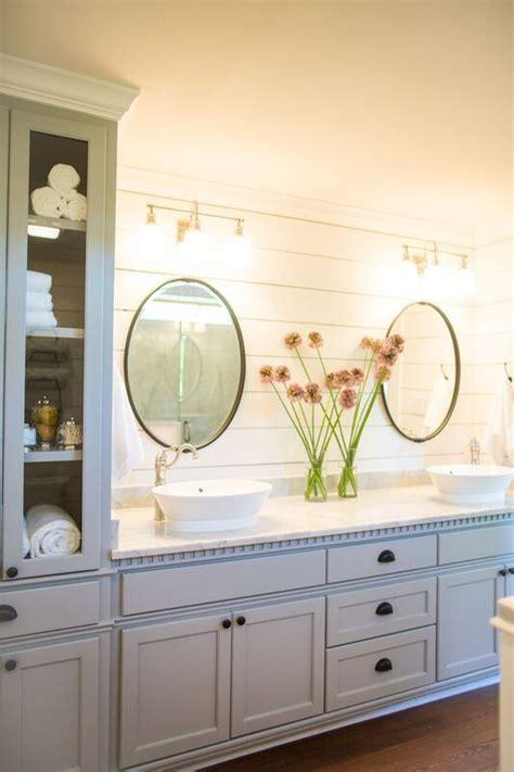 fixer upper modern farmhouse bathroom home decor home