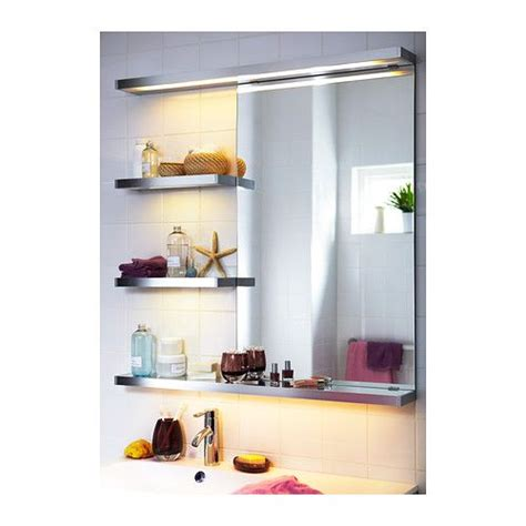 ikea bathroom mirrors with lights godmorgon bathroom lighting ikea provides an even light